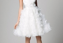 Alternative Wedding Dresses - Cute but not for me!