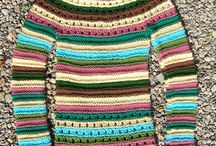 knitting - jumpers, kardigans, sweaters