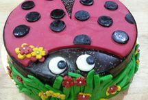 LADYBUG - BDAY PARTY / FESTA DA JOANINHA - BY #TATA'S PARTY IDEAS