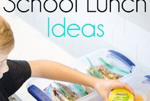 Back to school lunches and meals