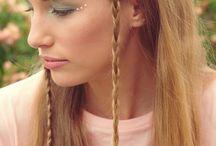 Mermaid Princess / Styling : Catalina Otaño  Make Up & Pelo : Luciana Segovia Make Up & Hair Modelo: Mechi  PH: Caro Vercellone  Juli Santini - Galactic Magma