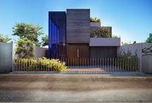 Residential Exteriors - Duckbuild / A collection of our built and unbuilt residential exterior work