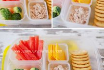 Back to School Lunch ideas / Fabulous healthy lunches your kids will actually eat!