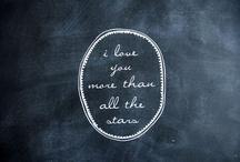 Love / by Lisa Pflaum Saunders