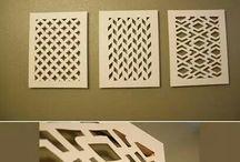 canvas uitsnijden