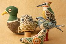 Handmade Toys / Игрушки из текстиля, идеи, выкройки, мастер-классы.