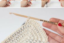 Cotton crochet