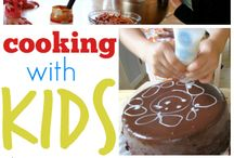 Cooking With Kids / Fun & healthy recipe ideas that you can do with kids. ^KM