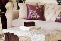 Beige&purple / Living