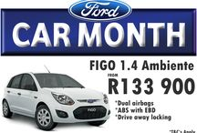 Ford Car Month May 2015 / Ford Car Month