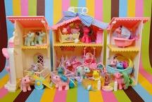 80's toys / by Mandy Hessenius