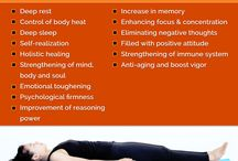 Yoga Nidra / Here is more about Yoga Nidra, its benefits and why you must practice it.