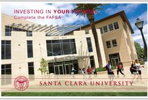 Financial Aid / by Santa Clara University Financial Aid Office