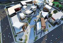 SCE Mall Project / New Retail&Shopping mall in China