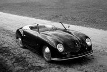 Porsche  / by Randall Slack