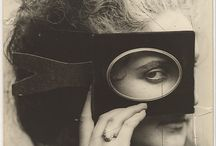 Aged Photographs.