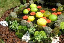 Jardin fantaisie