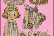 Paper Dolls to dress
