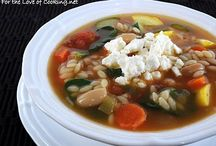 Soups / by Susan Ward