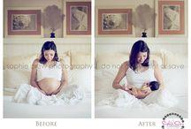 fotki ciążowe