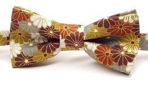 Bow ties for Fall