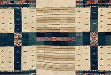 African textiles / So simple and so complex at the same time