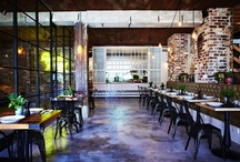 The World's Most Beautiful Restaurants / Interior for Spaces, Restaurants, Bar and Unusual Food Places