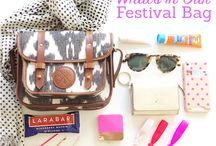 Festival Must-Haves!