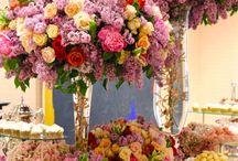 фуксия цвет свадьбы