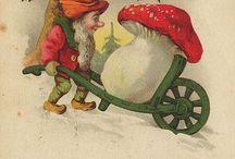 fairies, gnomes,