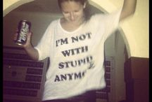 Funny and awesome shirts / by Tanya Allen