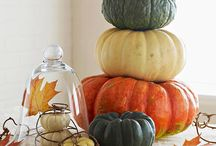 Fall - Halloween / home deco and party ideas