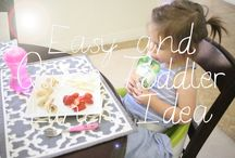 Toddler and Baby Recipes