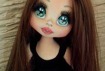 vestido de bonecas