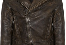Leather Jackets - Worn to be Wild exhibit reference.