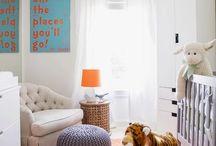 Baby Jude's room