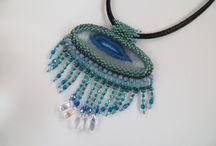 Bead jewelry / Gyöngy ékszerek