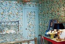 Fanatical Florals / Perhaps the golden years of all-encompassing chintz have passed, but that doesn't mean florals have demurred.  / by Curbed