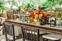 Wedding Reception Spaces / by Pocketful of Dreams
