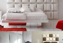 Sypialnia / Pomysły na sypialnię.