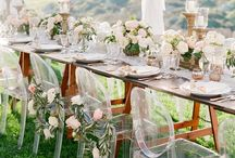 Wedding Tables and Table Decor