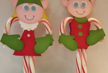 Candy elves