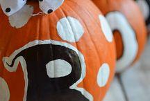 Holiday-Halloween Decor