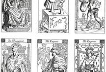 Tarot kártyák