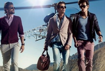 AurethaStyle Men's Fashion / I love men. I love them even better when they're dressed well. (or undressed well!) / by Auretha Callison