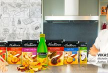Dabur Hommade - Indian Recipe Videos, Recipe Cards and Products