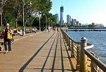 Sightseeing / New York city
