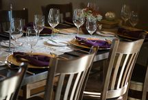 Receptions at BVR / Wedding Receptions, Styles & Inspirations at the Bow Valley Ranche Restaurant