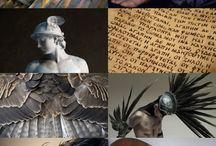 Götterbote Hermes