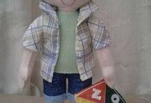 bonecos para Margarida